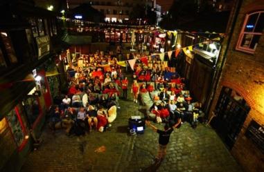 News: Backyard Cinema returns to Camden Lock