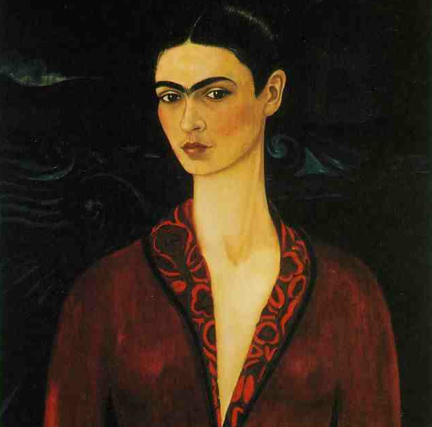 Self-Portrait 1926 Oil on canvas 31 x 23 in Private collection, Mexico City