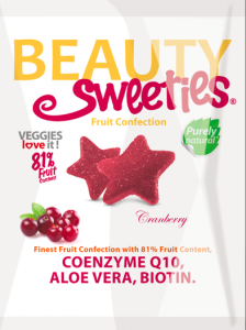 Cent - Beauty Sweeties - Cranberry