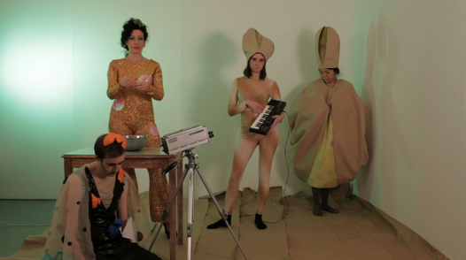 Joseph Walsh and Urara Tsuchiya, Film Still, 2014