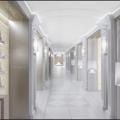 Dense: Harrods' hall of fine fragrance to shake up retail