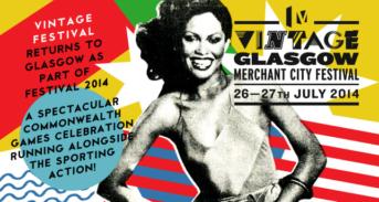 News: Vintage Glasgow Merchant City Festival 26-27th July