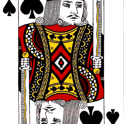 Why do playing cards have suits?