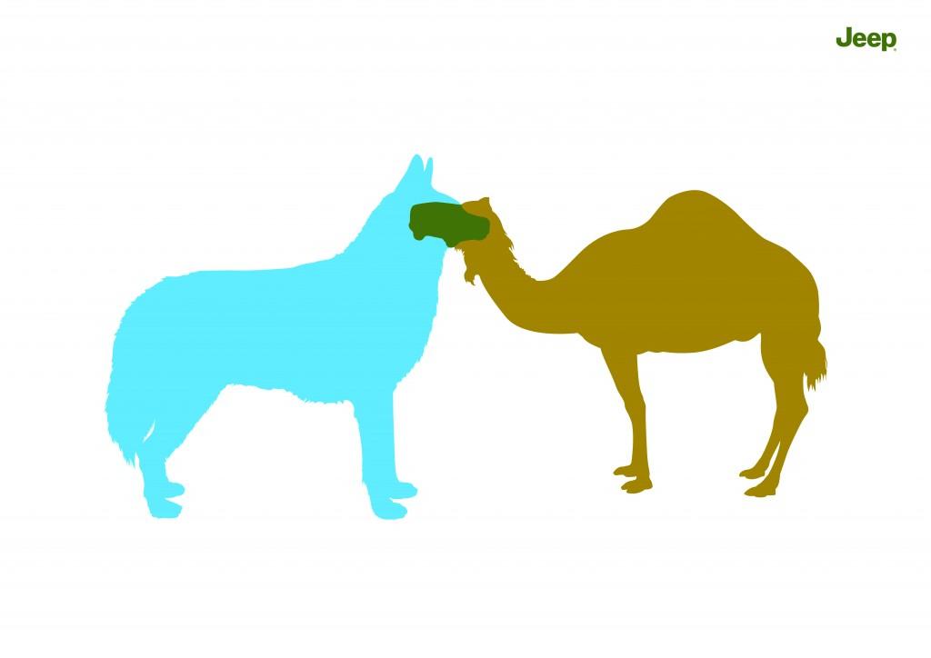 huskey&camel