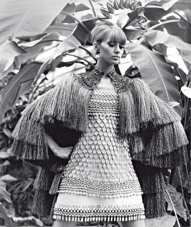 fashion inspiration tassles fringing