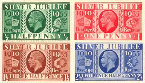 Cent - Freedman - jubilee stamps