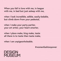 Swing: #womenfashionpower