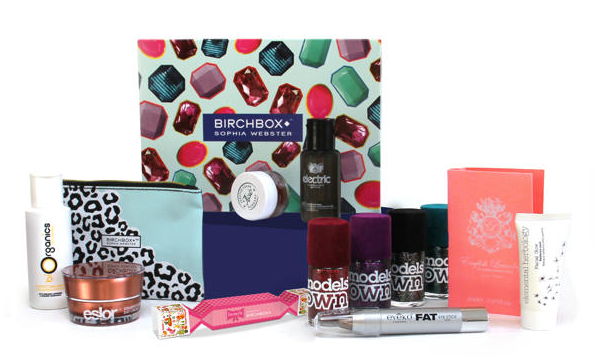 Cent - Ruby -Sophia Webster Birchbox