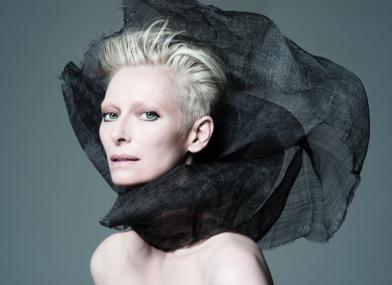 Weave: Tilda Swinton for Nars