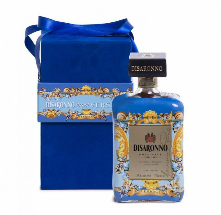 Cent - disaronno-versace-box