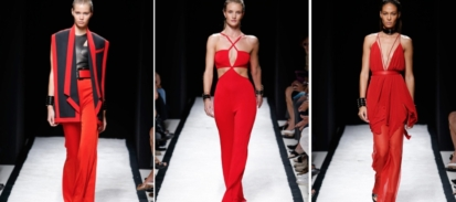 Designers' Love Affair with Red