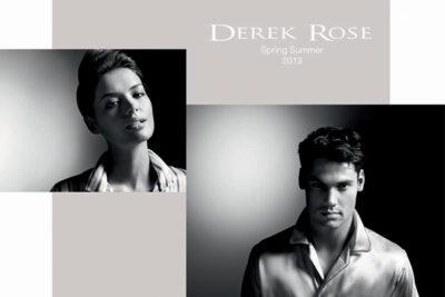 Derek Rose Lookbook