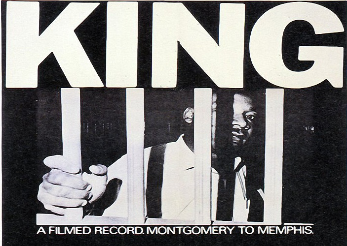1970 King a filmed record Montgomery to Memphis (ing)