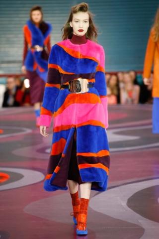 London Fashion Week AW15 Monday