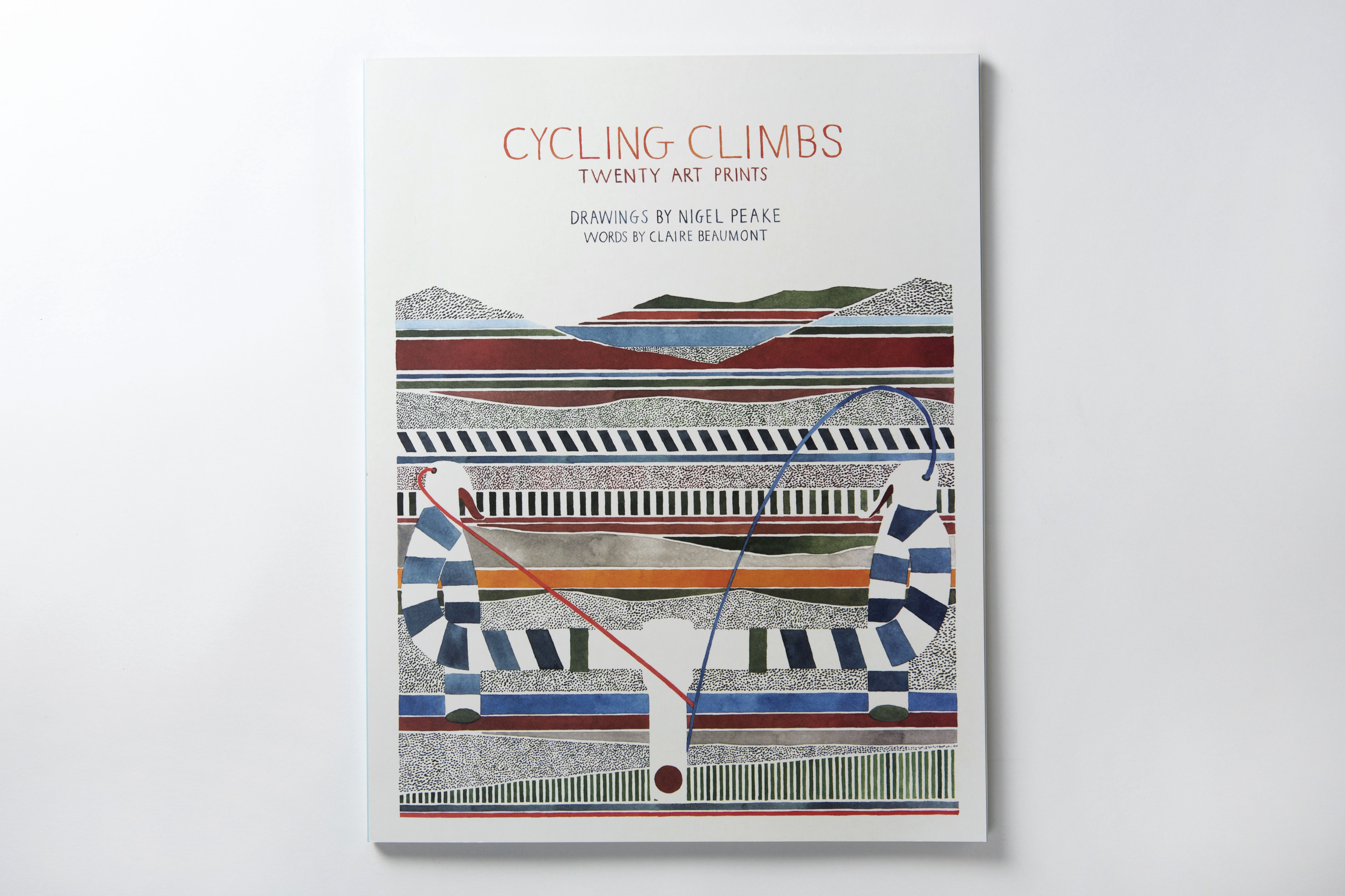 Cycling Climbs_Front