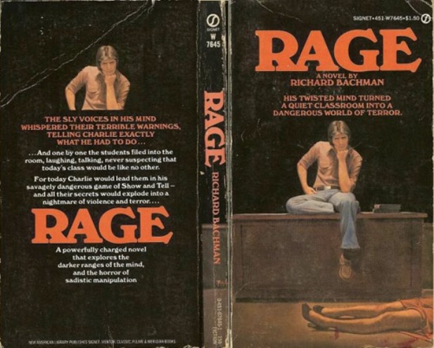 RAGE Stephen King