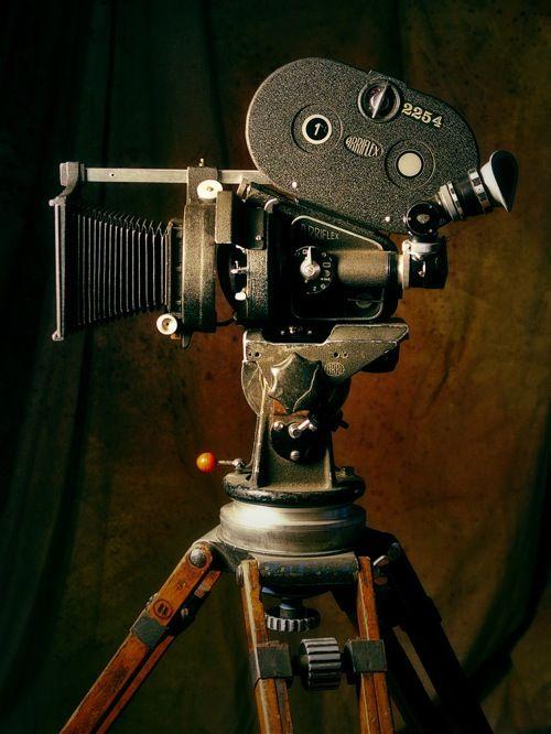 vintage video cam