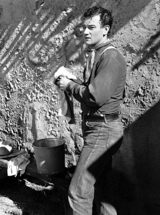 John Wayne - Stageoach stet