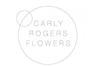 Carly Rogers Flowers – Logo and Branding