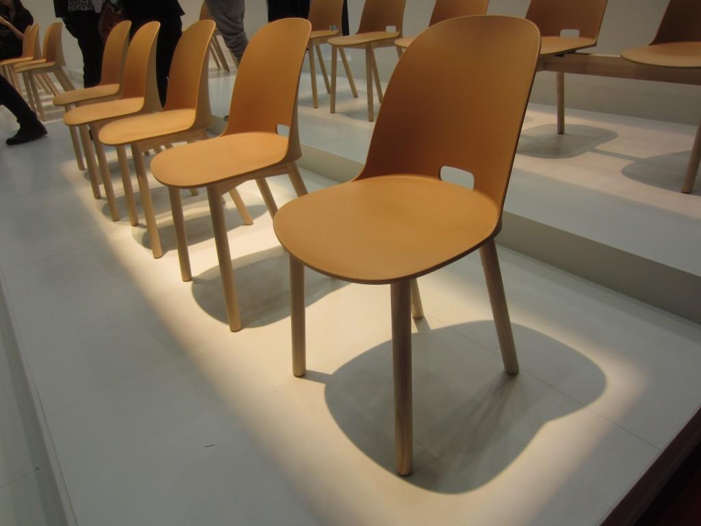 Alfi chair by Jasper Morrison for Emeco
