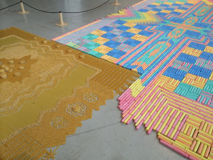 Five years of We Make Carpets