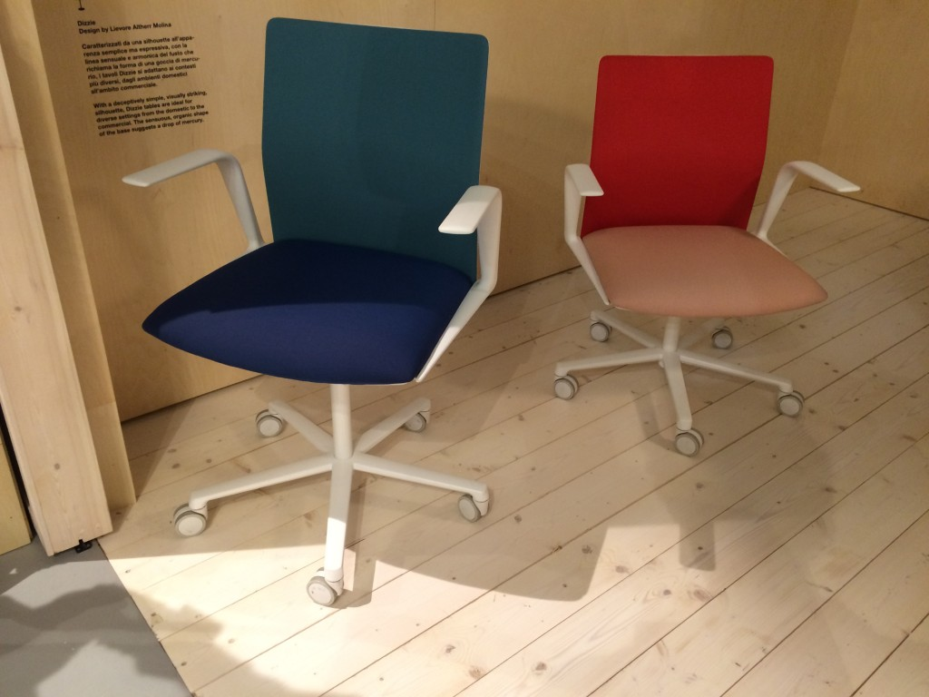 Kinesit chair_Lievore Altherr Molina for Arper