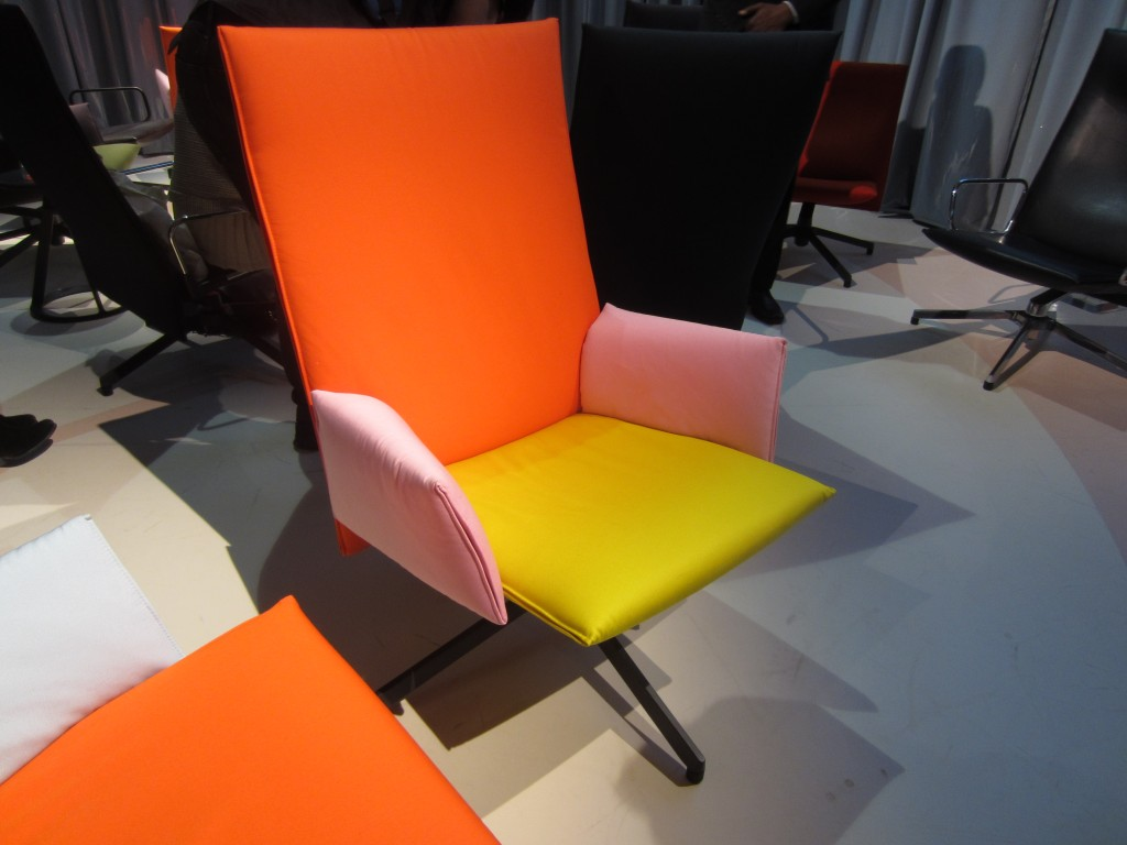 Pilot chair by Barber and Osgerby for Knoll
