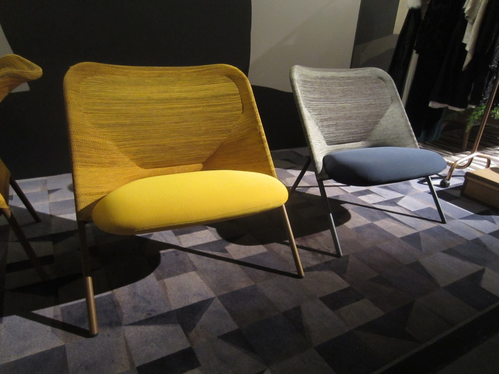 Shift lounge chair by Jonas Forsman for Moooi
