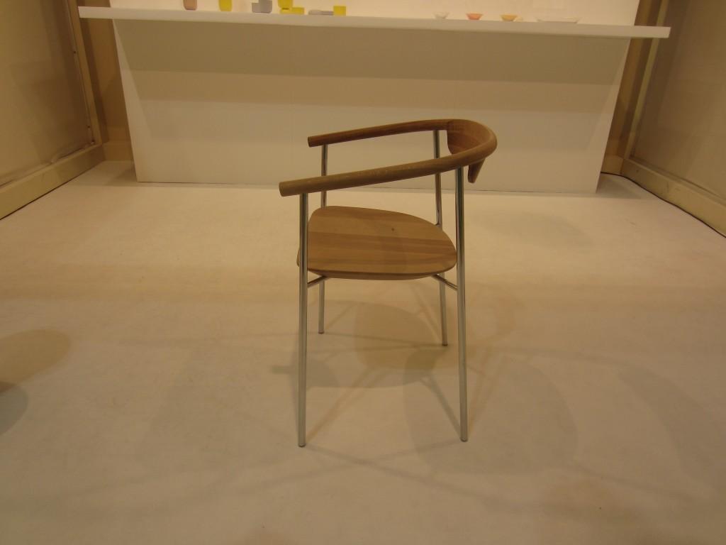 Struct chair by Daisuke Kitagawa at SaloneSatellite