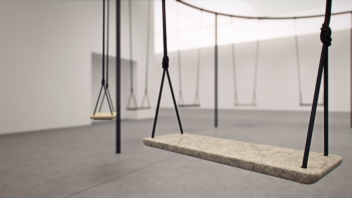 Swings for Caesarstone IDS 2015_render c03