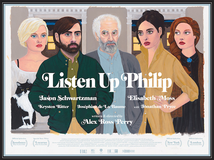 Listen Up Philip cover