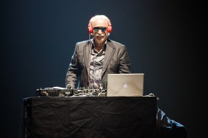 Giorgio Moroder Photo by Ros OGorman