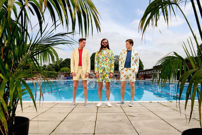 Stella Artois Cidre Le Poolwear 1
