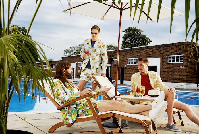 Stella Artois Cidre Le Poolwear 6 New