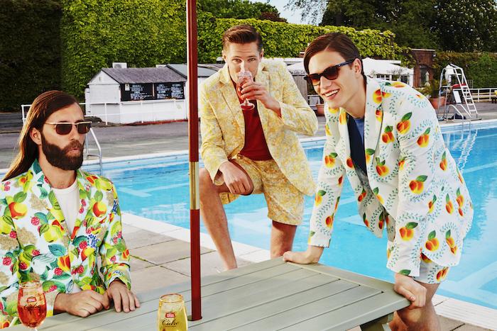 Stella Artois Cidre Le Poolwear 8 New