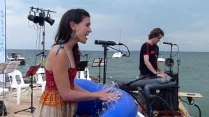 hydraulophone duet