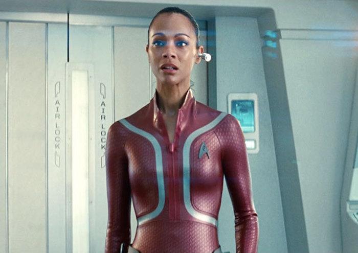 Uhura Star Trek Into Darkness 3