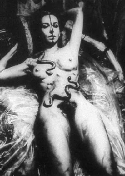 Lady: Female body in Performance Art