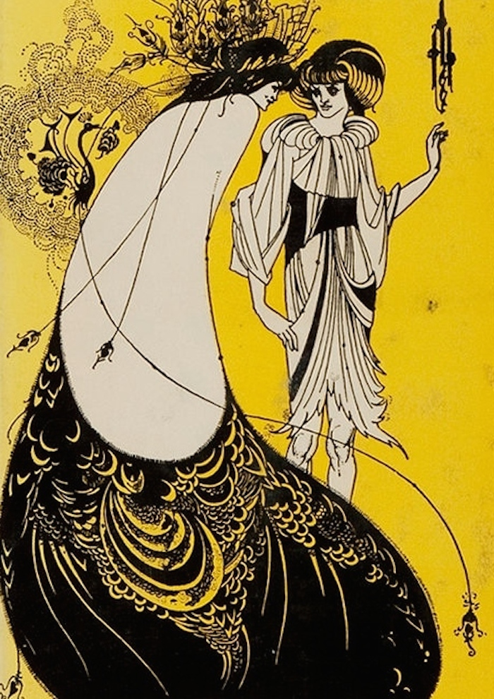 Aubrey-Beardsley-illustrator.-Oscar-Wilde.-Salome.1