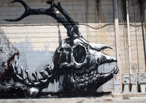 Clash: Art Raises Awareness
