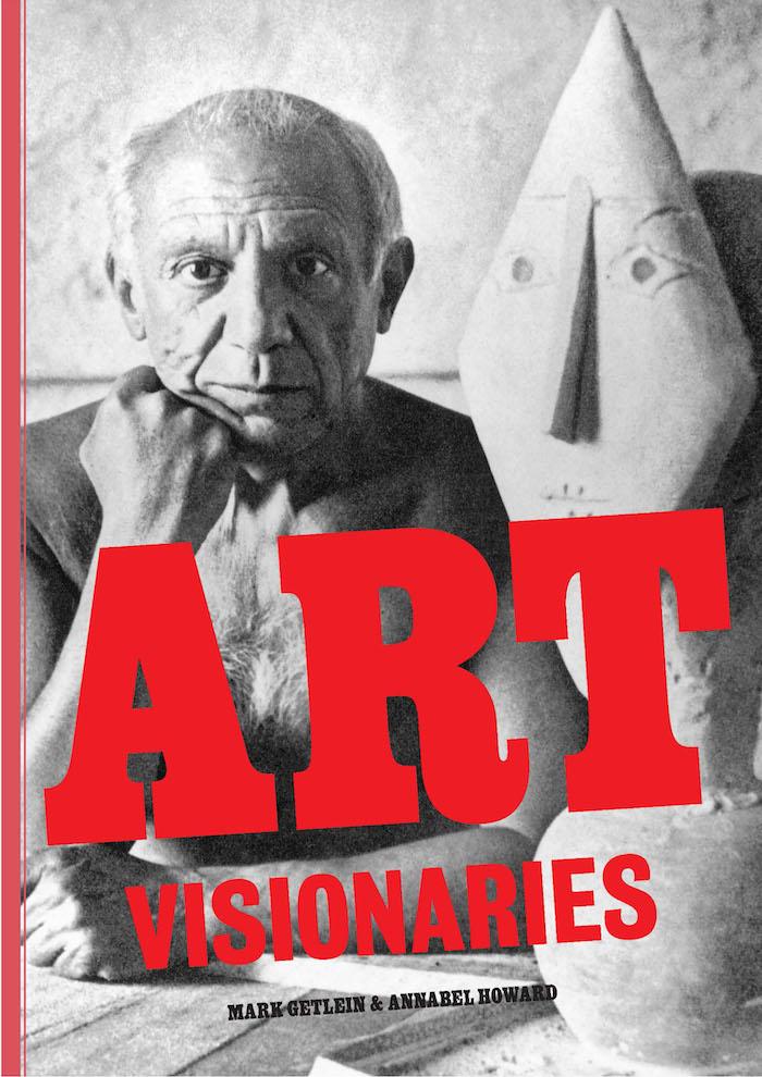 Art Visionaries cover