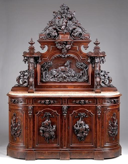 Vamp: Gothic Furniture