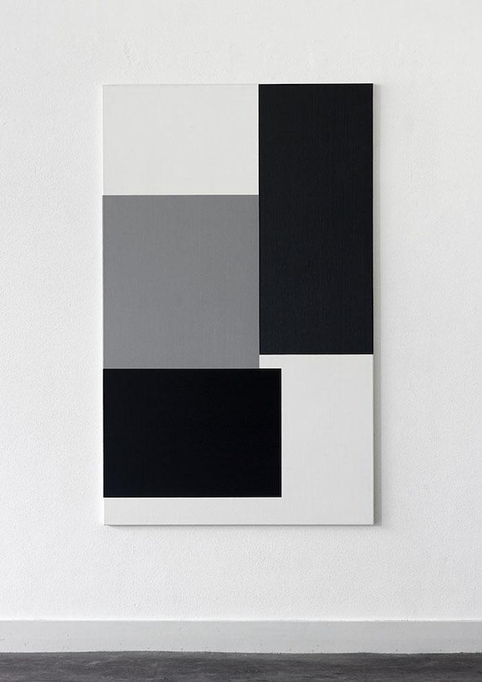 01 - Arjan Janssen - No title - 2005 - 160 x 100 cm - oil on canvas