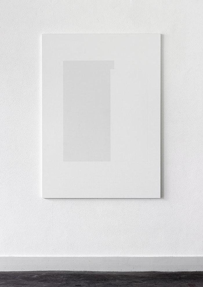 09 - Arjan Janssen - No title - 2009 - 130 x 100 cm - oil on canvas
