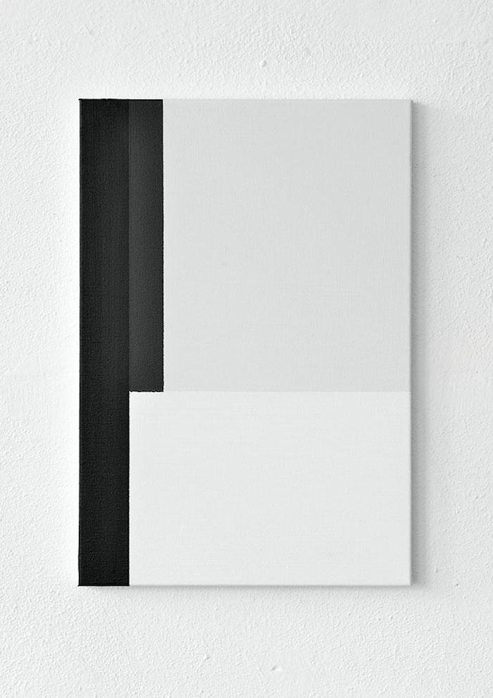 20 - Arjan Janssen - No title - 2015 - 60 x 40 cm - oil on canvas