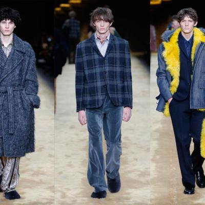 Milan Menswear A/W 16-17 Highlights