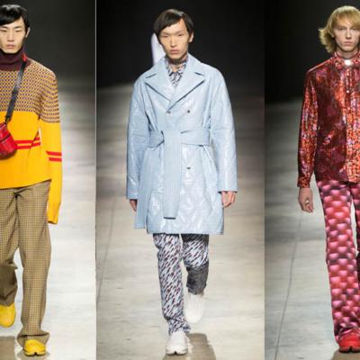 Paris Menswear A/W 16-17 Highlights