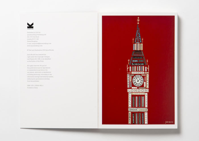 London Postcards_Spread_1