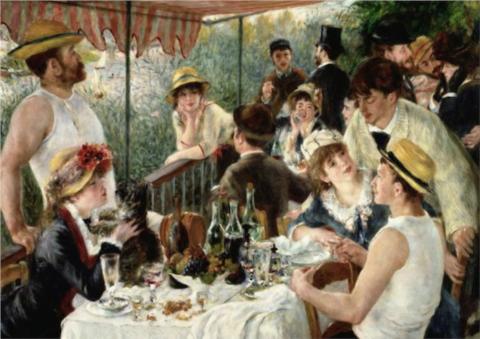 Modern: Renoir's World On Screen
