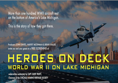 Heroes on Deck: WWII on Lake Michigan